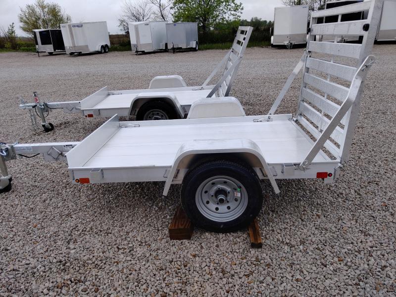 2021 Aluma 48x6 Lightweight Utility Trailer