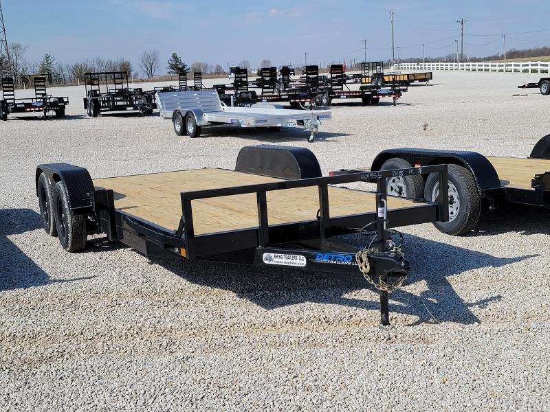 2021 Rhino Trailers 7X18 Car / Racing Trailer
