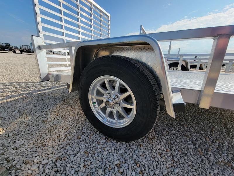 2022 Black Rhino 6x10 All Aluminum Utility Trailer