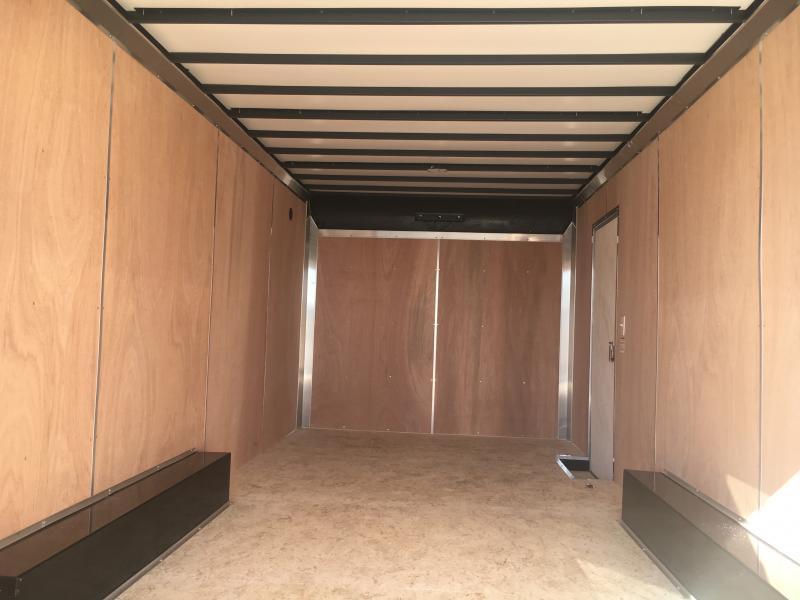 2021 Sure-Trac 8.5x20 Contractor Pro 14K Ramp Door Trailer
