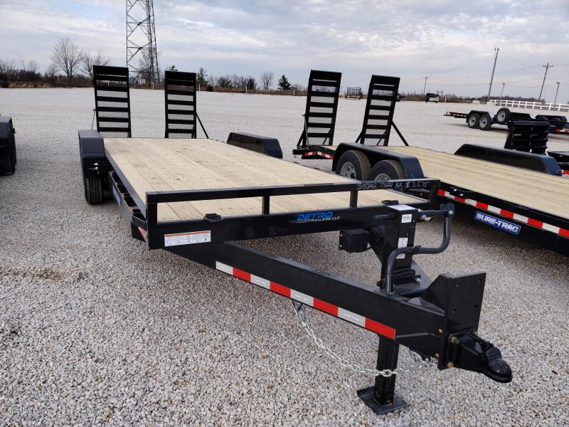 2021 Sure-Trac 7x20+2 16K Equipment Trailer