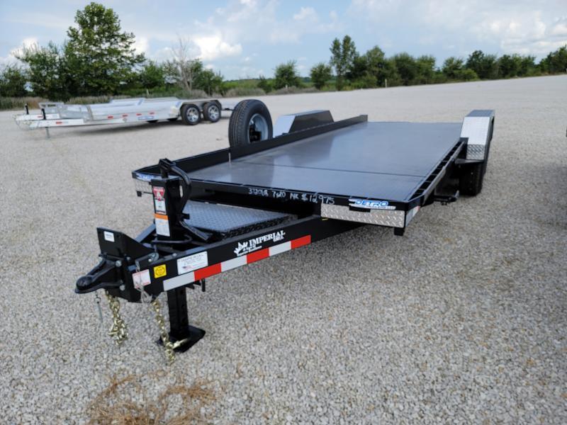 2022 Imperial 20' 14K Tilt Bed Equipment Trailer