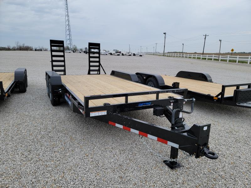 2021 Sure-Trac 7x16 (14+2) 16K Equipment Trailer