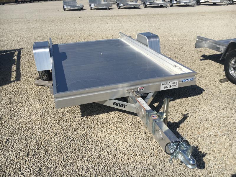 2021 Aluma 68X10 TILT Utility Trailer