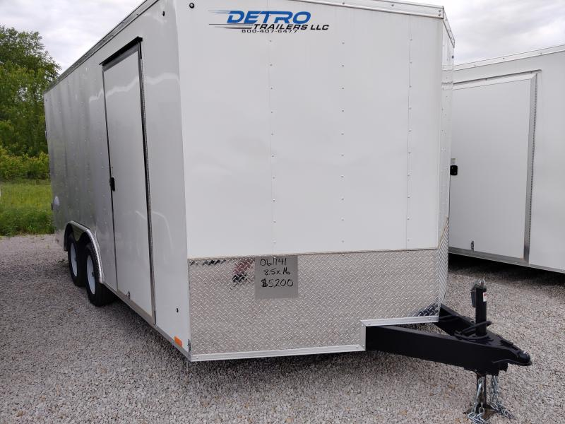 2021 Cargo Express 8.5X16 Car / Racing 7K Trailer