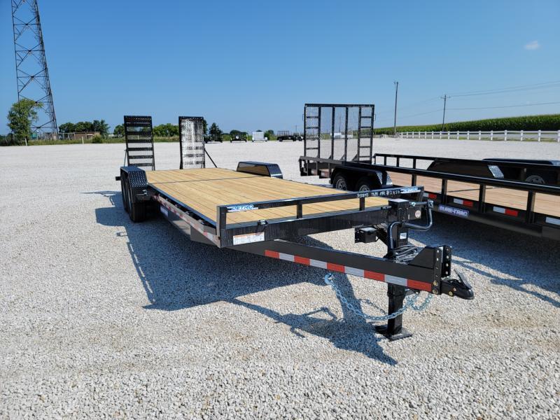 2021 Sure-Trac 7x24(22+2) 14K Equipment Trailer