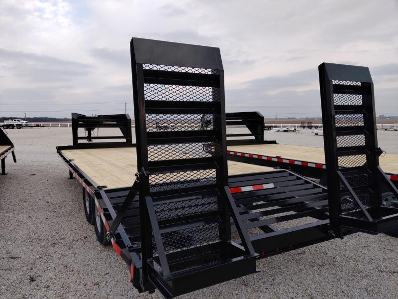 2021 Sure-Trac 8.5x20+4 Std Duty 15K GN Beavertail Deckover