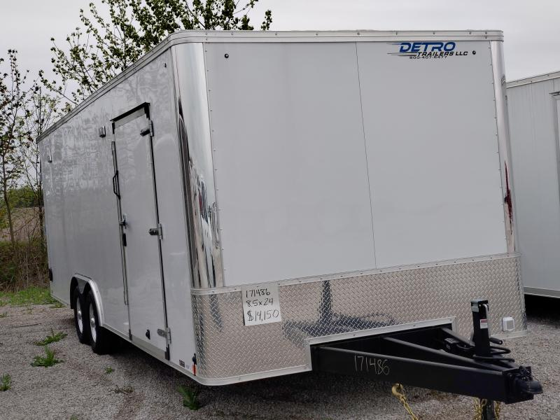 2020 United Trailers 8.5X24 Car / Racing Trailer