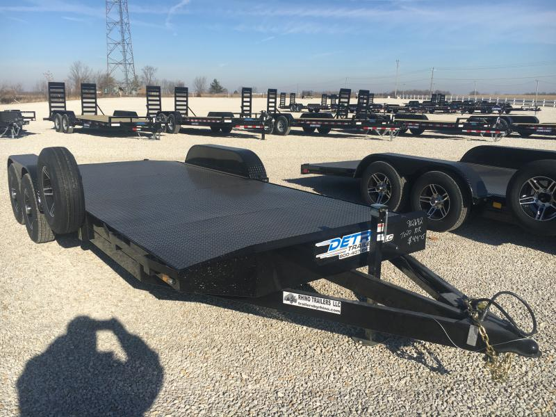 2021 Rhino Trailers 7x20 Open Car/Racing Trailer