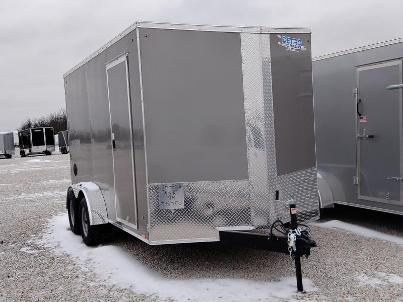 2021 Cargo Express 7x14 Ramp Door 7K Enclosed Trailer