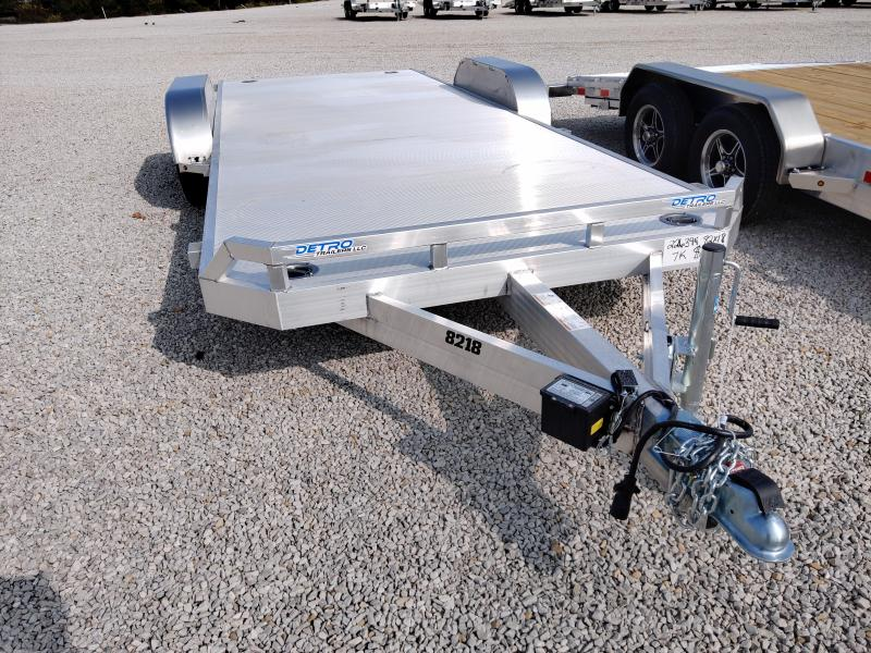 2021 Aluma 82x18 Car/Racing 7K Trailer