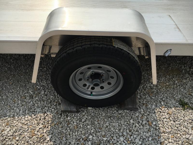 2020 Aluma 54X10 TILT Utility Trailer