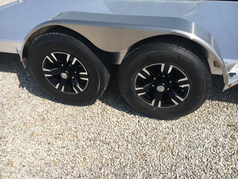 2020 Aluma 82X20 10K Open Car Trailer w/ Front Shield