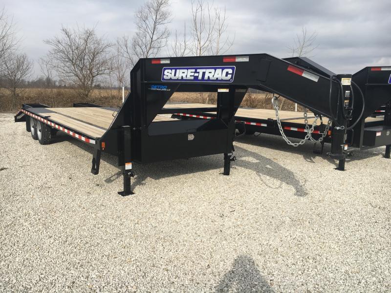 PENDING SALE - 2019 Sure-Trac 8.5x20+5 LowPro Deckover Tandem GN 17.6K