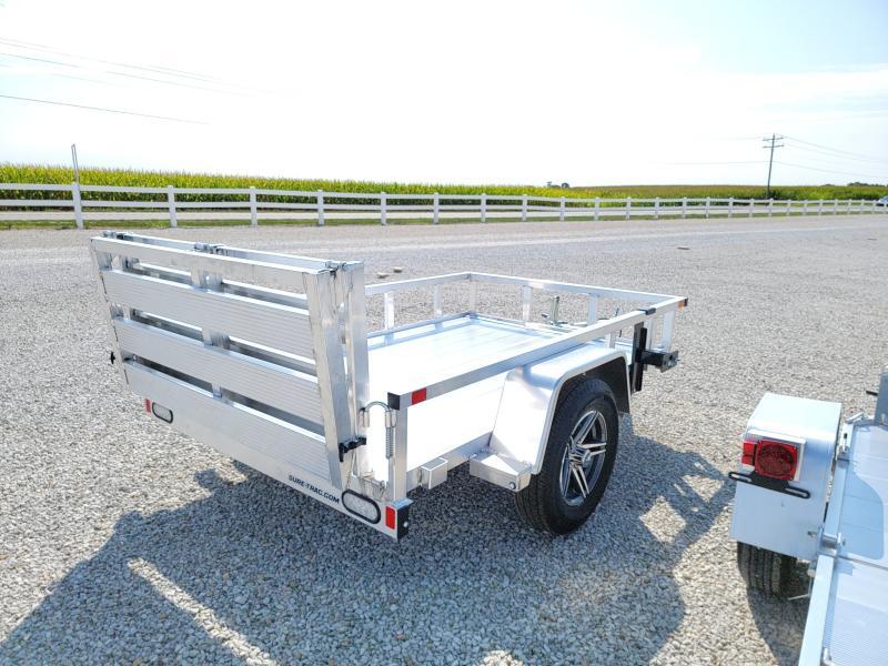 2021 Sure-Trac 5x8 Aluminum 3K Idler Tube Top Utility