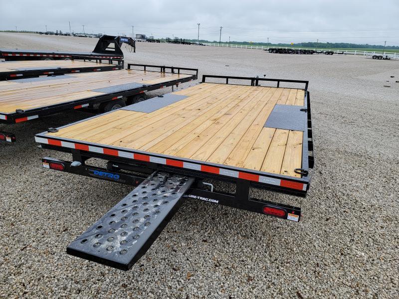 2021 Sure-Trac 8.5x16 Low Profile 10K Flat Deck Deckover