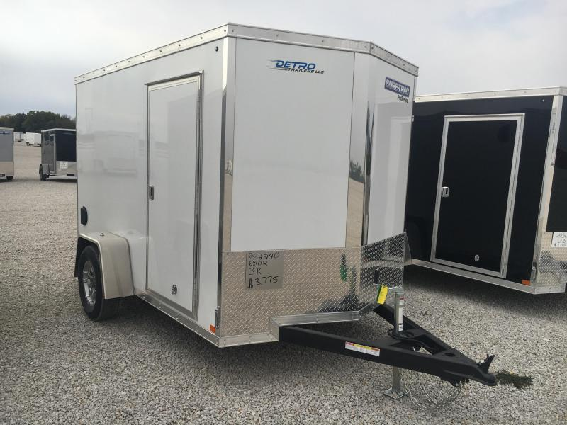 2021 Sure-Trac 6x10 Pro Series Ramp Door Wedge Cargo SA