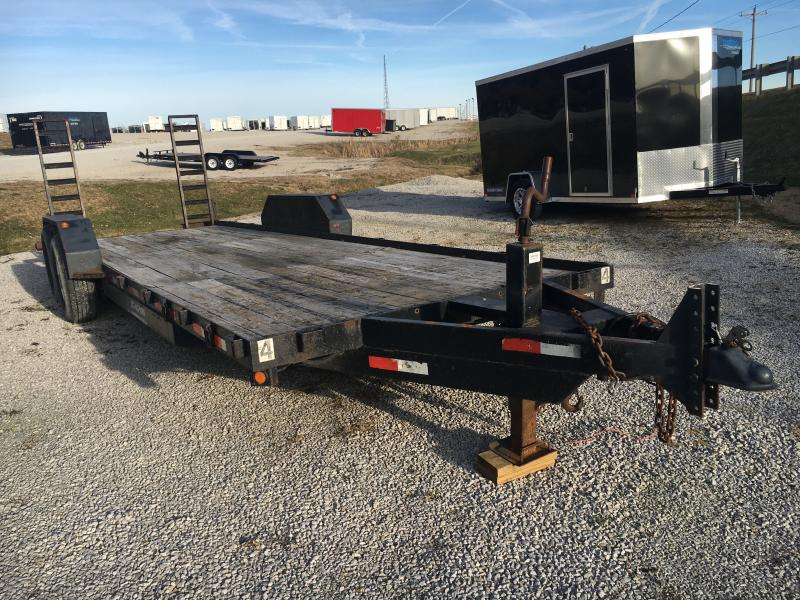 2006 R and W Trailers 7X24 IMPLEMENT Trailer
