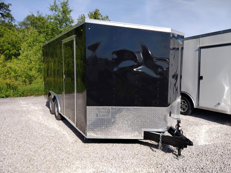 2021 Cargo Express 8.5X16 Car / Racing Trailer