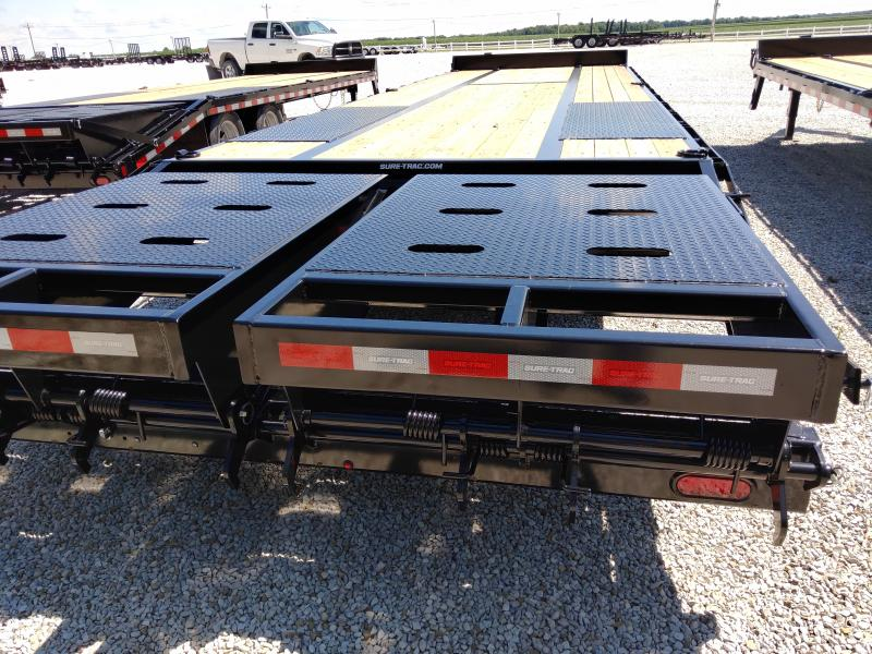 2021 Sure-Trac 8.5x25+5 LowPro Deckover Dual Tandem 25.9K