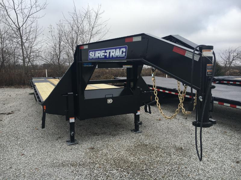 2021 Sure-Trac 8.5x25+5 HD 25.9K GN Deckover Trailer