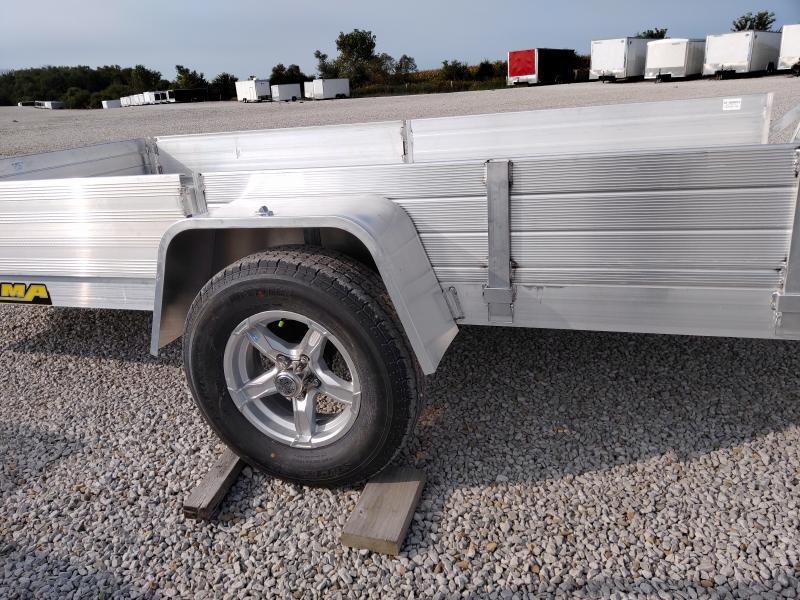 2021 Aluma 81X12 SR Utility Trailer
