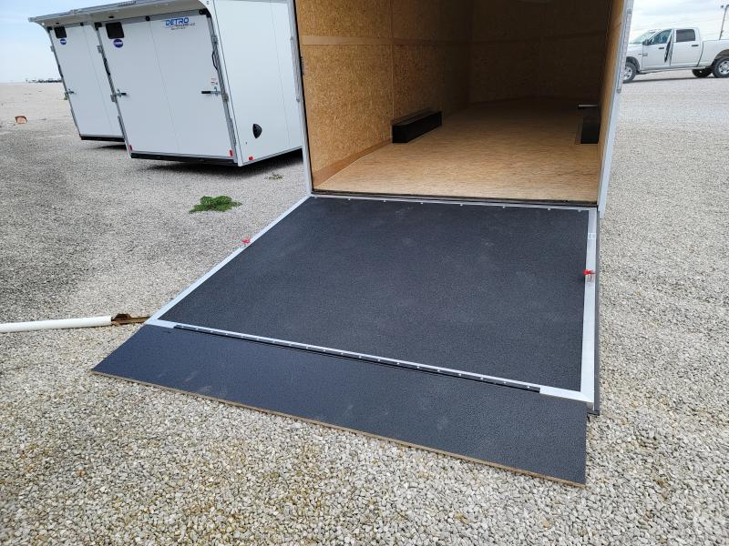 2021 Discovery Trailers 8.5X24 Enclosed Cargo Trailer