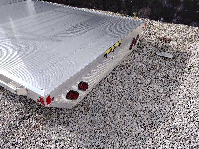 2021 Aluma 81X96 STANDARD LONG BED Truck Bed
