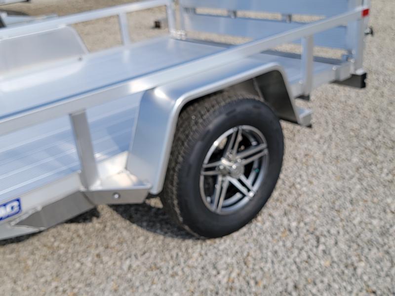 2021 Sure-Trac 6x10 Aluminum Tube Top Utility  3K Idl