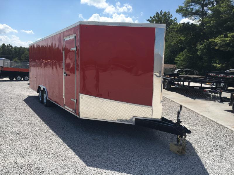 2019 Discovery Trailers 8.5X24 Enclosed Cargo Trailer