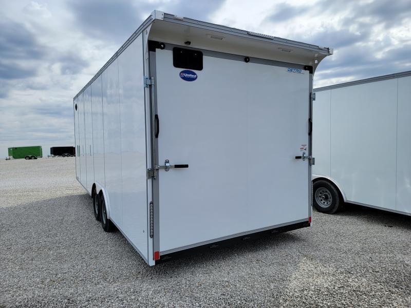 2021 United Trailers 8.5X24 Car / Racing Trailer
