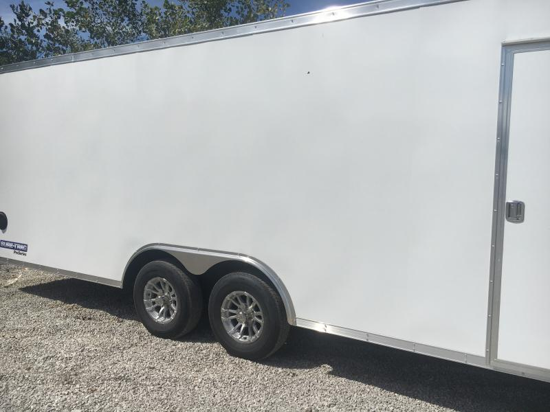 2021 Sure-Trac 8.5x24 Pro Series Car Hauler TA 10K
