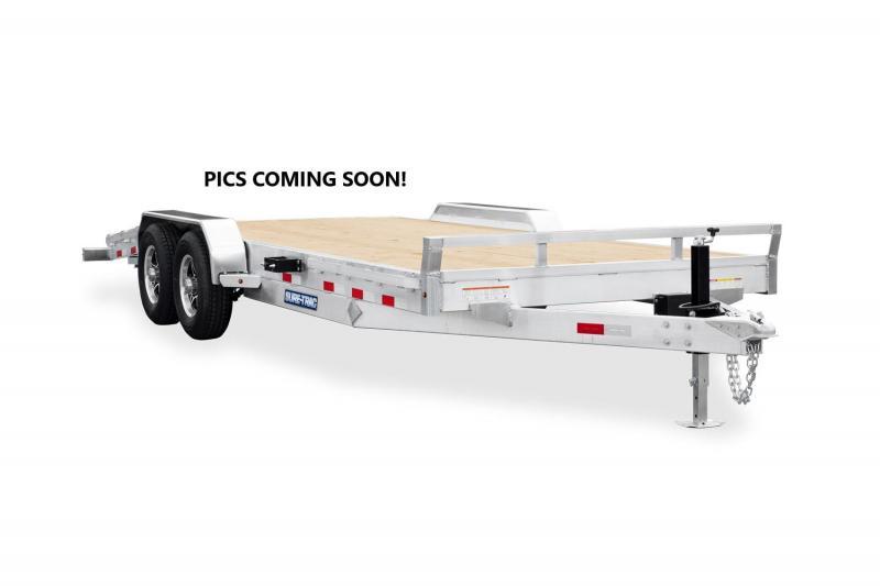 2021 Sure-Trac 7x16+4 C-Channel Aluminum 7K Car Hauler