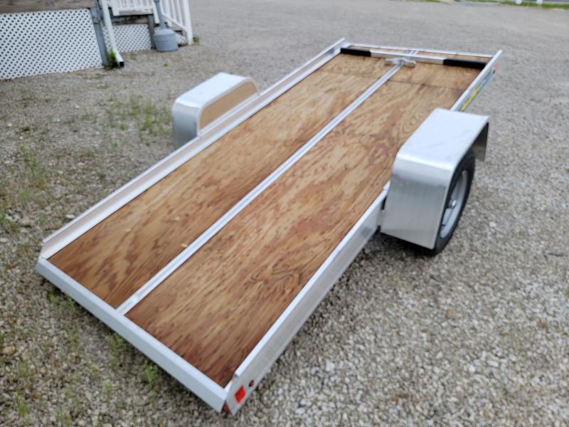 2022 Aluma 8605 Tilt Snowmobile/Utility Trailer