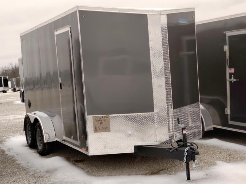 2021 Cargo Express 7x14 7K Enclosed Trailer