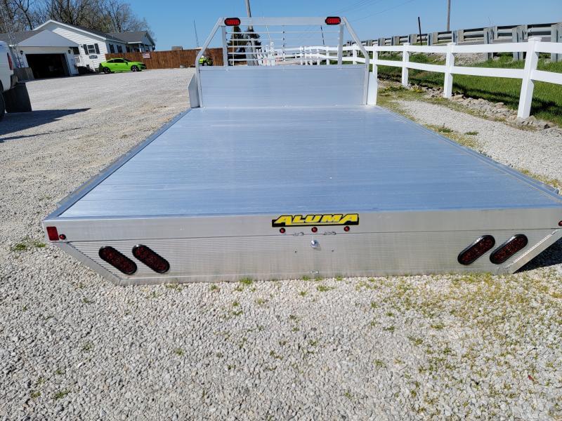 2021 Aluma 96X144 DUALLY LONG BED Truck Bed