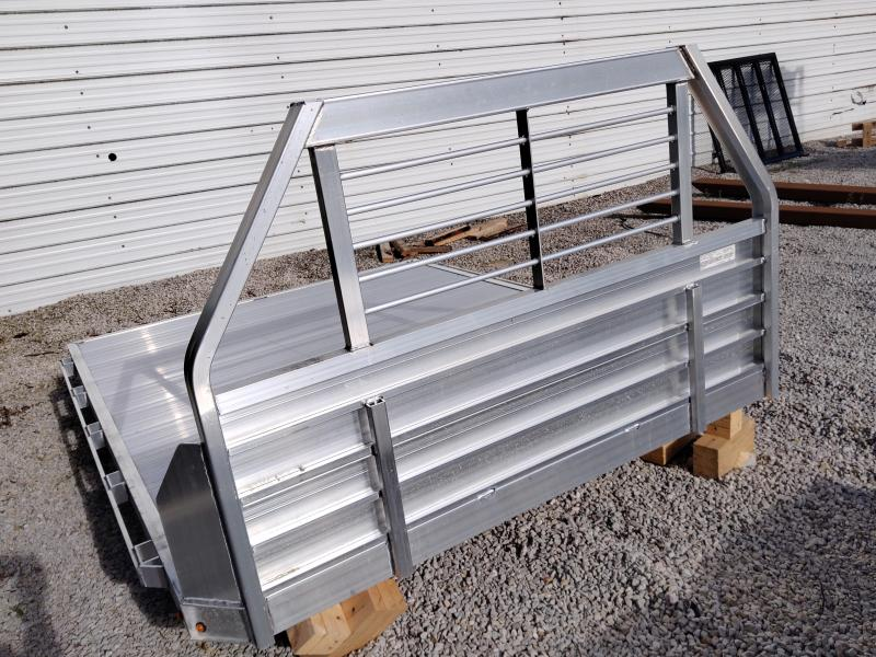2021 Aluma 81X106 Truck Bed