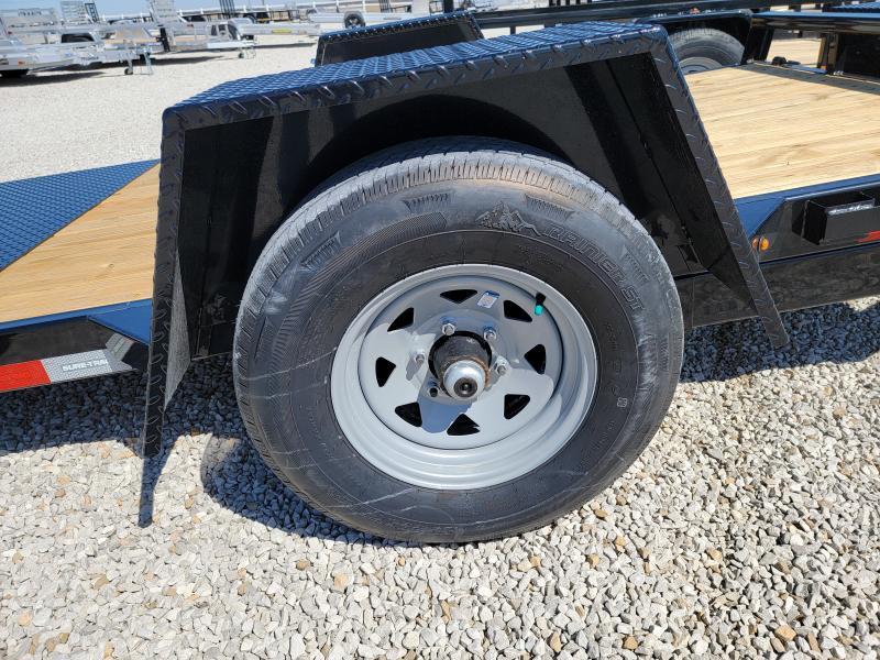 2021 Sure-Trac 62 IN x 10 Single Axle Tilt Bed Equipmen