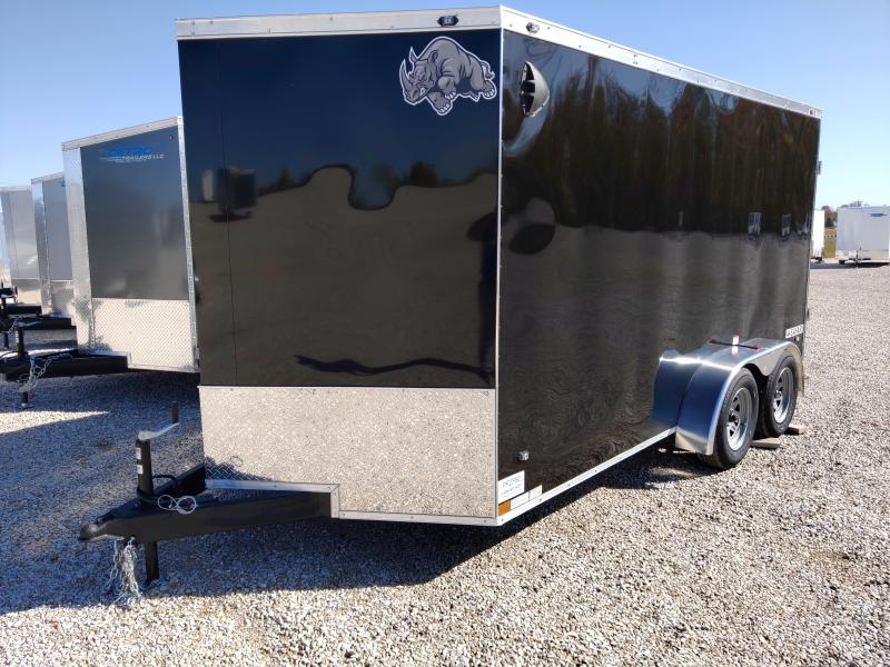 2021 Rhino Trailers 7X14 SAFARI Enclosed DRD TA Trailer