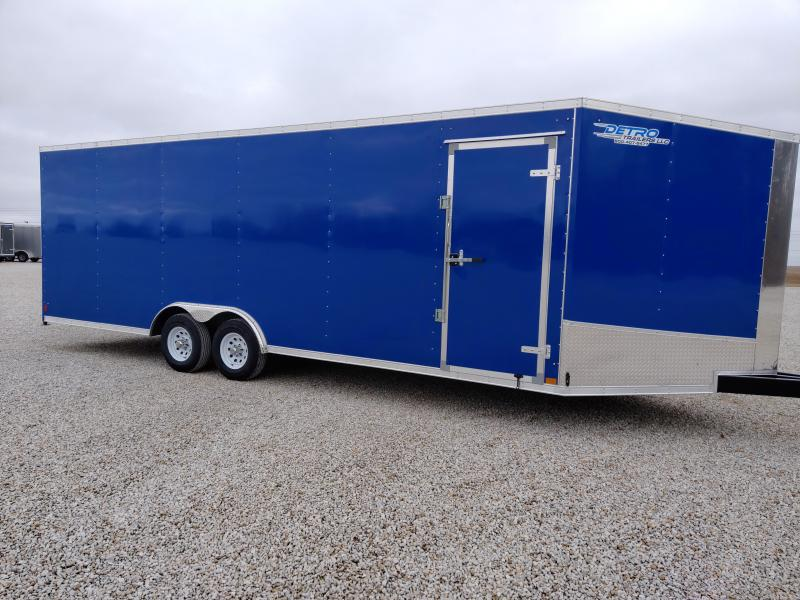 2021 Discovery Trailers 8.5x24 Enclosed Airplane Hauler