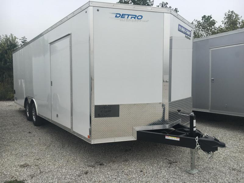 2021 Sure-Trac 8.5x24 Pro Series Enclosed 10K Car Hauler