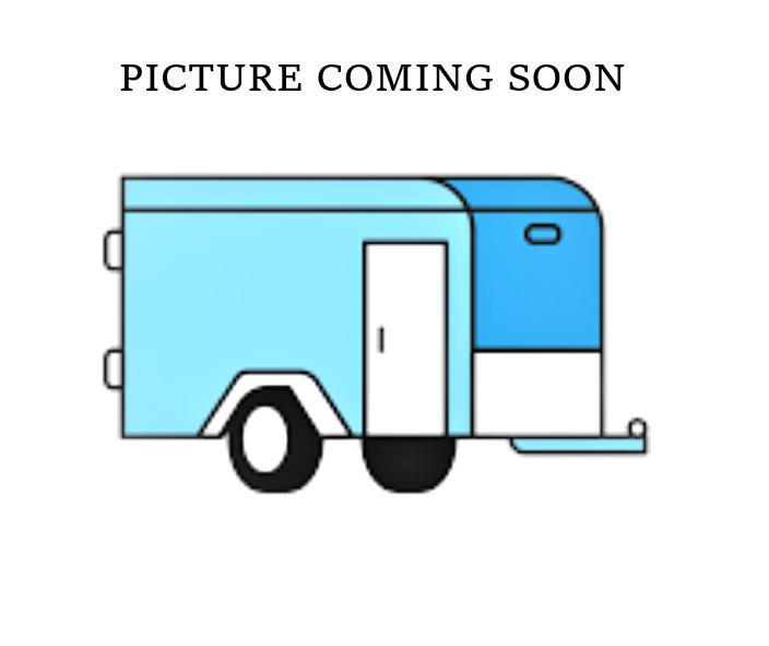 2021 Rhino 8.5x24 Rear Ramp Door 10K Enclosed Trailer