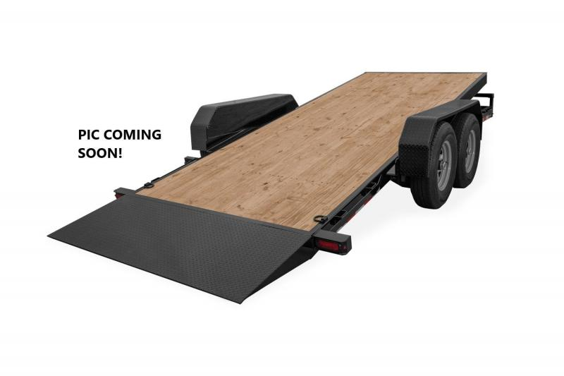 2021 Sure-Trac 78x12 Single Axle Tilt Bed Equipment