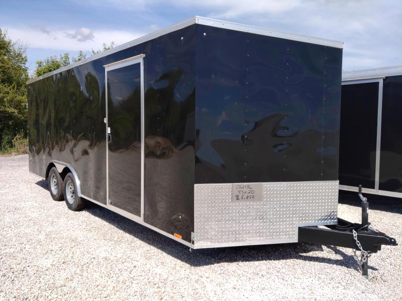 2021 Cargo Express 8.5X20 Car/Racing Trailer