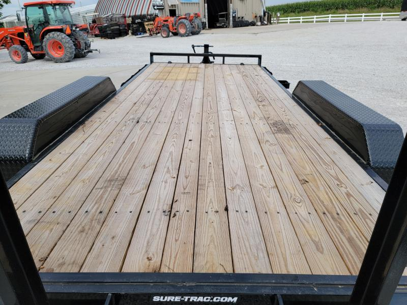 2021 Sure-Trac 7x16 14K Equipment Trailer