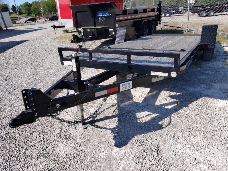 2017 Sure-Trac 78X12+4 Tilt Deck Equipment Trailer