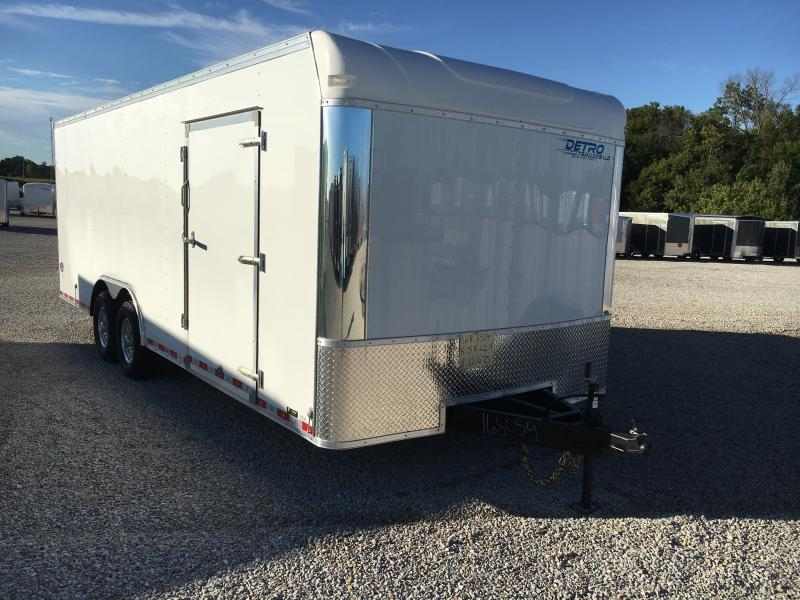 2019 United Trailers 8.5X22 Enclosed Cargo Trailer