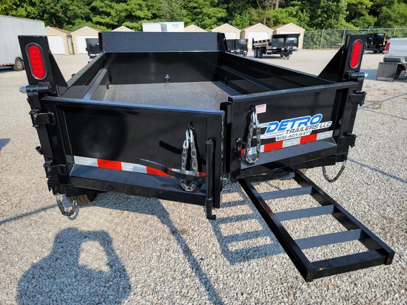 2021 Sure-Trac 6x10 10K Single Ram Dump Trailer