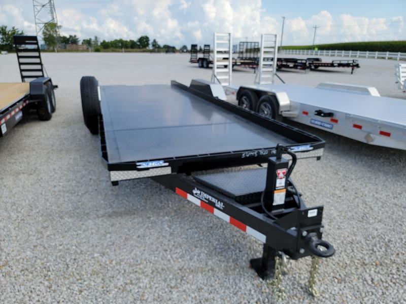 2022 Imperial 22' 14K Tilt Bed Equipment Trailer