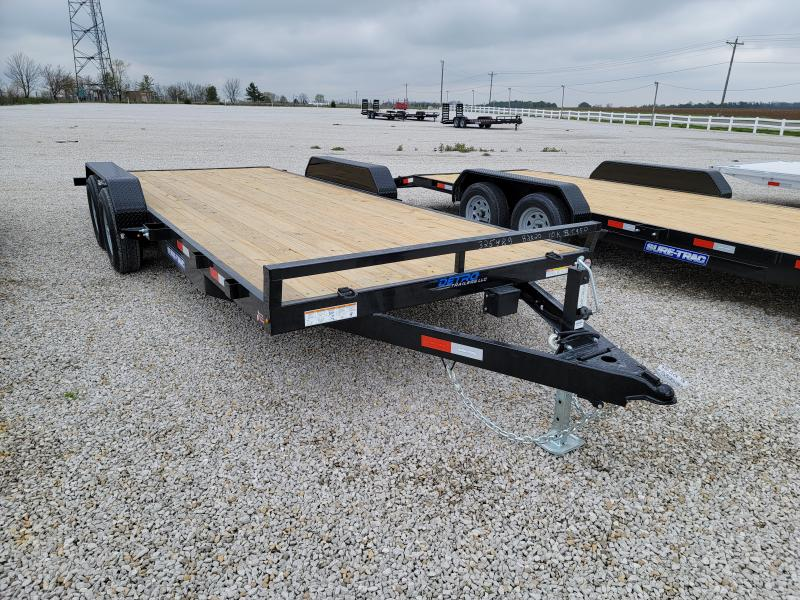 2021 Sure-Trac 7x20(18+2) C-Channel 10K Car Hauler
